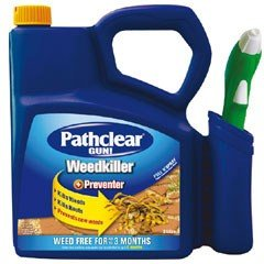 Pathclear Gun! Ready to Use Weedkiller - 3 Litre
