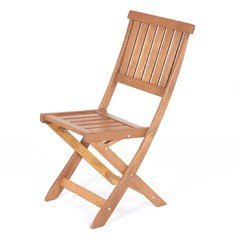 Greenfingers Loreto Balau Folding Chair