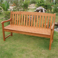 Greenfingers FSC Acacia Classic 3 Seater Bench