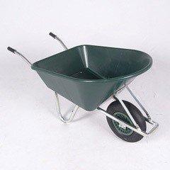 Greenfingers Heavy Duty Plastic Wheelbarrow 114L