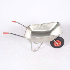 Greenfingers Budget Steel Wheelbarrow 62.5L