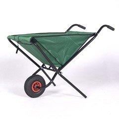 Greenfingers Budget Folding Wheelbarrow 30L