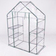 Steel Framed Walk-in Greenhouse