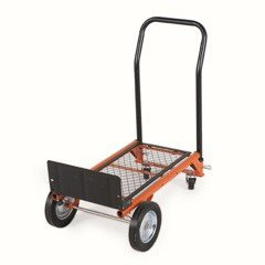 Greenfingers Convertible Hand Trolley -  80kg Capacity