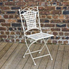 Ellister Mercia Folding Patio Chair