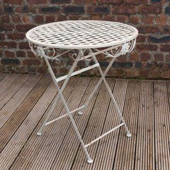 Ellister Gibraltar Patio Table - 70cm