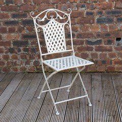 Greenfingers Gibraltar Folding Patio Chair