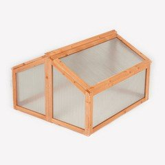 Greenfingers FSC Fir Apex Cold Frame - Large