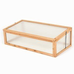 Terra FSC Fir Cold Frame - W4ft x D2ft