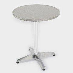 Greenfingers Kensington Round Bistro Table - Aluminium