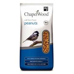 Chapelwood Peanuts 1kg