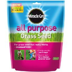 Miracle-Gro All Purpose Grass Seed - 900g Bag