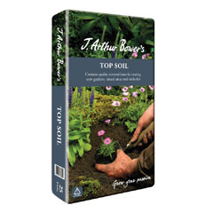 J.Arthur Bowers Top Soil  25 Litre