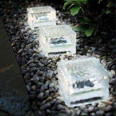 Gardman Ice Cube Solar Light