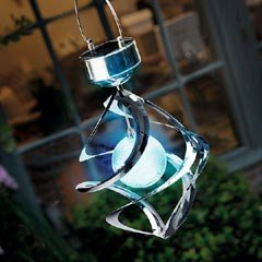 Cole and Bright Solar Galaxy Wind Spinner Light