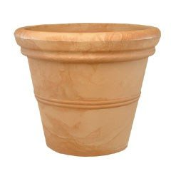 Traditional Round Plant Pot - 31cm