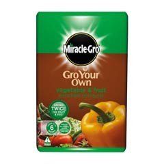 Miracle-Gro Fruit and Vegetable Compost 50 Litres