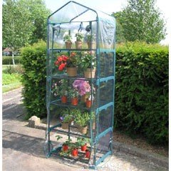 Botanico 5 Tier Mini  Greenhouse