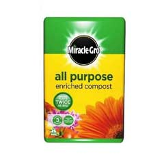 Miracle-Gro All Purpose Compost 50 Litres