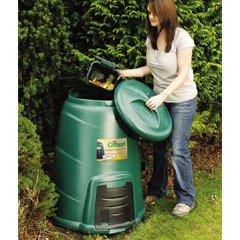 Green Compost Converter Bin - 330 Litres