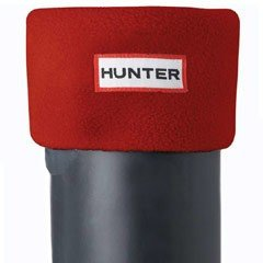 Hunter Welly Socks - Red
