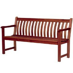 Alexander Rose Broadfield FSC Cornis Bench - 5ft