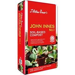 J Arthur Bowers John Innes No 1 Compost - 20 Litre