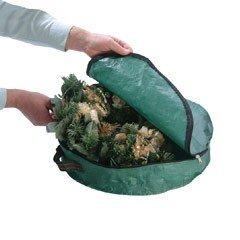 Large  Xmas Wreath Storage Bag