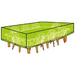 Greenfingers 4-6 Seater Rectangular Furniture Cover - 215 x 173cm