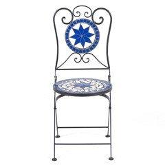 Ellister Palermo Mosaic Patio Chair