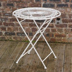 Greenfingers Ornate Patio Table - 70cm