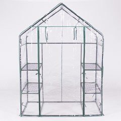 Spare Greenhouse Cover for LS6315D Steel Walk-in Greenhouse