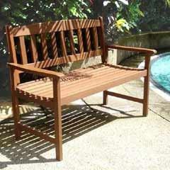 Rondeau Leisure London Bench