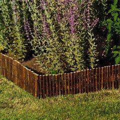 Gardman Willow Lawn Edging - 2m x 0.15m