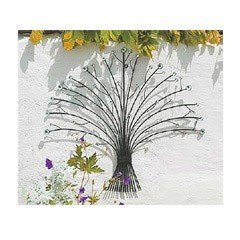 Gardman Glass Bead Bouquet Wall Art