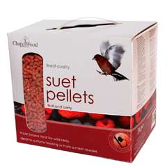 Chapelwood Suet Pellets - Fruit and Berry 3kg