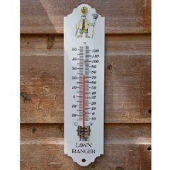 Lawn Ranger Thermometer