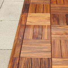My Patio Tile FSC Decking Tile Reducer
