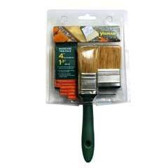 Yeoman Woodcare Brush Twin Pack