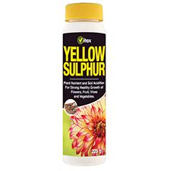 Vitax Yellow Sulphur - 225g