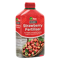 Vitax Organic Liquid Strawberry Feed - 1 lt