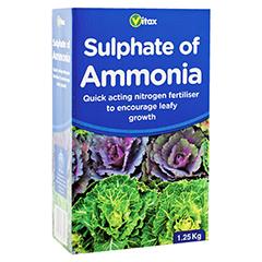 Vitax Sulphate of Ammonia - 1.25kg