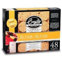 Bradley Smoker Bisquettes - Alder Flavour