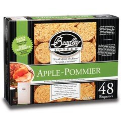 Bradley Smoker Bisquettes - Apple Flavour