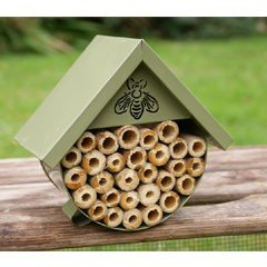 Bee and Insect House - Green