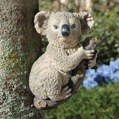 Design Toscano Kouta the Climbing Koala Garden Statue