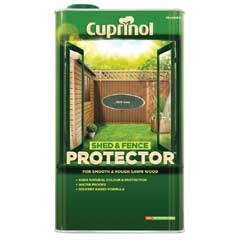Cuprinol Shed & Fence Protector Rustic Green 5 Litres