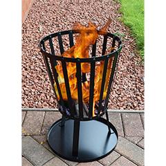 Patio Fire Basket Brazier
