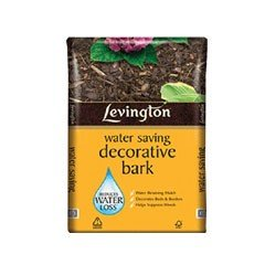 Levington Water Saving Mulch Bark  - 60L