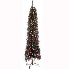 Pre-Lit Jewel Christmas Tree